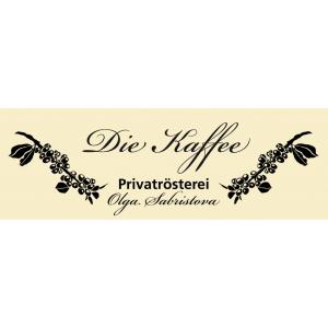 Die Kaffee Privatrösterei Olga Sabristova e.Kfr.